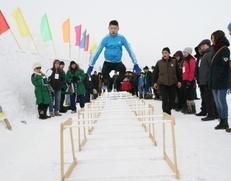 """На """"Играх детей Арктики"""" посоревнуются в эвенкийском футболе и северной борьбе"""