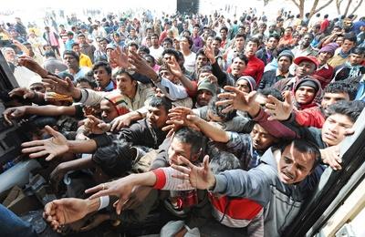 Россия заняла последнее место в рейтинге терпимости к беженцам