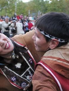 Покорение женщины по-камчатски