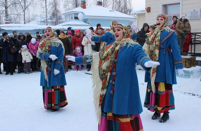 """Лучший северный узор выберут на празднике """"Арт-зима в Старом городе"""""""