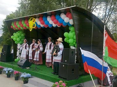 Фестиваль белорусской культуры прошел в Калининградской области