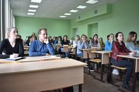 Самарским студентам рассказали о тонкостях освещения межнациональной темы в СМИ