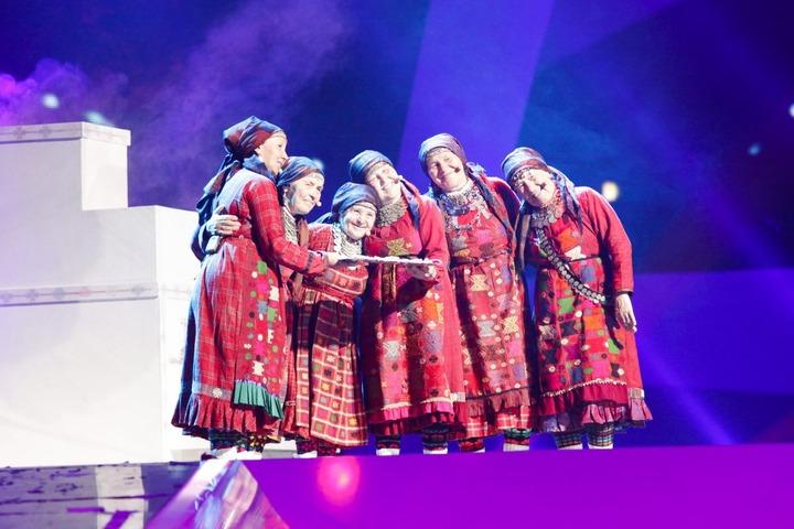 """""""Бурановские бабушки"""" напишут """"Тотальный диктант"""" в Ижевске"""