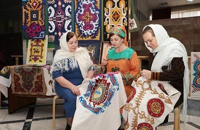 Мастерскую народных промыслов Дагестана открыли в Махачкале