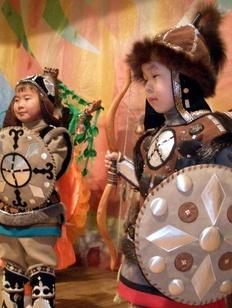 В Якутии отмечают День Олонхо