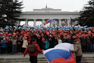 Эксперт: Новый статус Крыма изменит жизнь не только его населения, но и российского общества