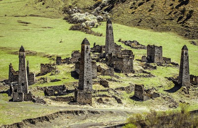 """Ингушские родовые башни в """"Джейрах-Ассе"""" внесут в список ЮНЕСКО"""