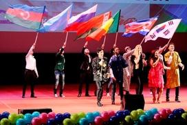 """Фестиваль национального юмора на """"Кубок дружбы"""" прошел в Москве"""