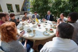 Юнус-Бек Евкуров готов к совместной работе с представителями всех национальностей