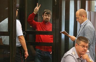 Прокурор запросила для Удальцова и Развозжаева по 8 лет колонии