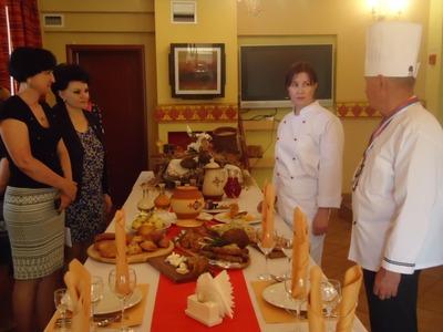 В Чебоксарах открылся городской фестиваль национальной кухни