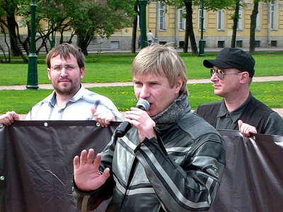 Националиста Бондарика вызвали в Следственный комитет