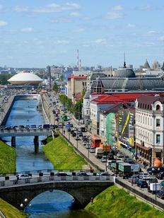 В Казани установят таблички с названиями мостов на татарском языке