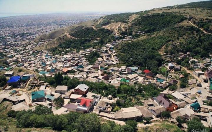 Спорную территорию Карамана в Дагестане отдадут под парк