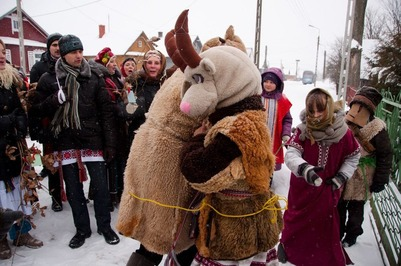 "В Удмуртии отметят зимний праздник ""Вожодыр"""