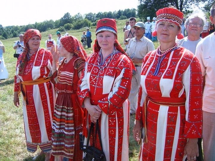 Движение мордовского народа на съезде выбрало нового председателя