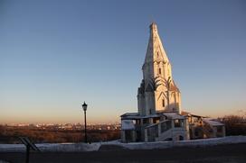 Зимнее Коломенское