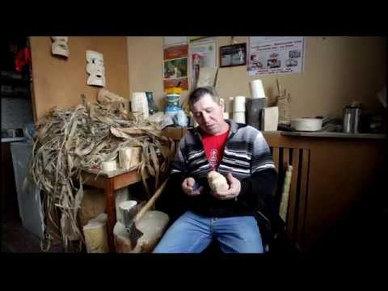 Тавлинская резьба по дереву: Пётр Рябов о древнем мордовском промысле