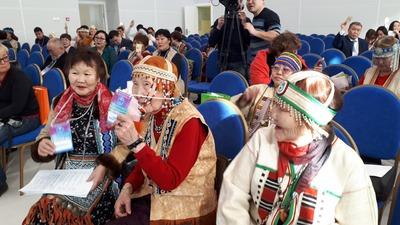 Ущерб от промышленного освоения обсудили на Съезде эвенов Якутии