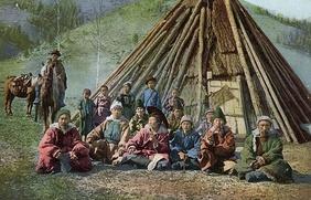Издана книга мифов, легенд и преданий алтайцев
