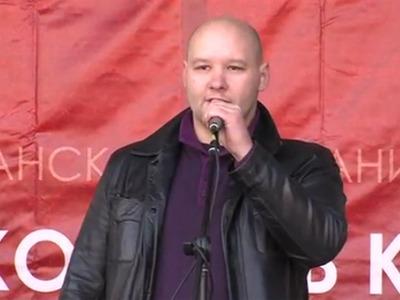 Координационный совет оппозиции начал сбор подписей в защиту националиста Константинова