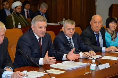 В Хабаровском крае создадут Молодежную ассамблею народов региона