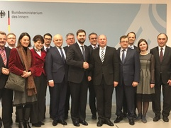 Межправительственная российско-германская комиссия возобновила работу