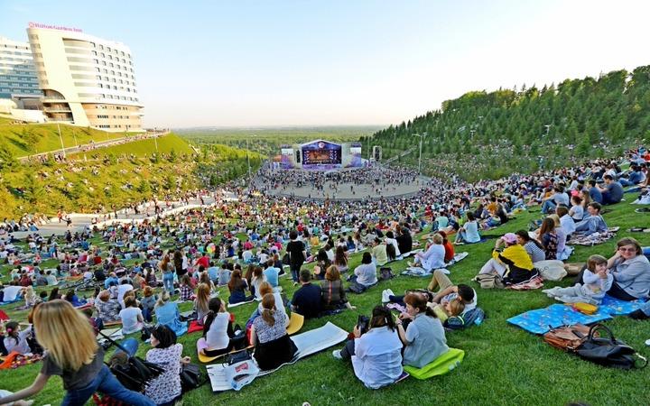 """Международный этнофестиваль """"Сердце Евразии"""" пройдет в июне в Уфе"""