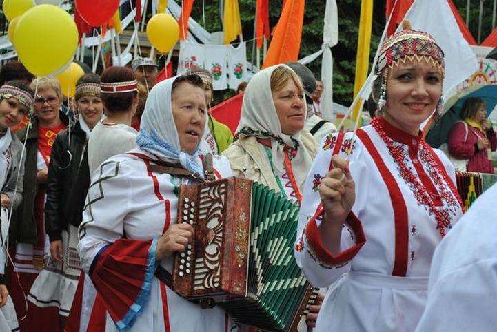 В Нижнем Новгороде отпраздновали Акатуй