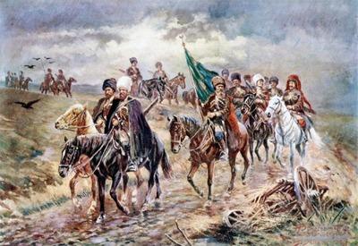 В Адыгее открылась выставка картин к 150-летию окончания Кавказской войны