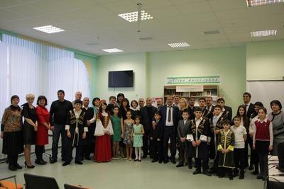 Жителей Ханты-Мансийска познакомят с творчеством народов Югры в литературной гостиной