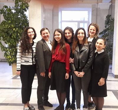 Президент Гильдии межэтнической журналистики и владикавказские студенты обсудили важность гласности