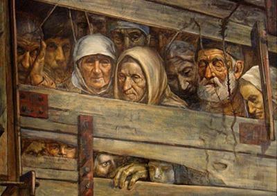 В КБР вышла книга воспоминаний балкарцев о депортации