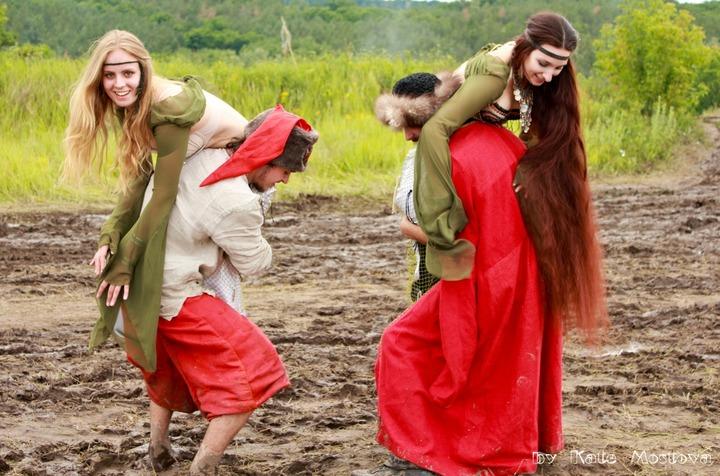 "ІV Международный эко-культурный фестиваль ""Трипільське коло 2011. ПОВІТРЯ""!"