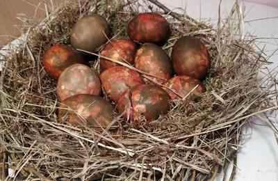 Сакральные яйца