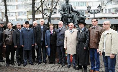 В Москве отпраздновали юбилей  Габдуллы Тукая