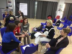 Московские студенты обсудили стартапы в межнациональной сфере
