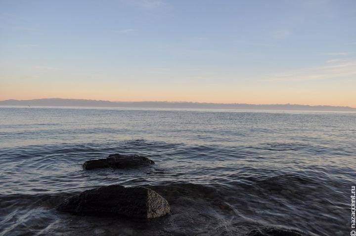 Из порта Байкал стартовал межнациональный экозаплыв за чистоту озера