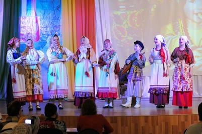 """Участники фестиваля  """"Песни родной земли"""" продемонстрировали знание традиций народов Поволжья"""