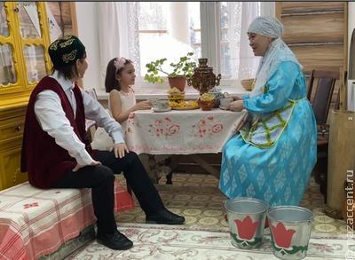 Татарские дошкольники приняли участие в конкурсе на знание татарского языка и обычаев