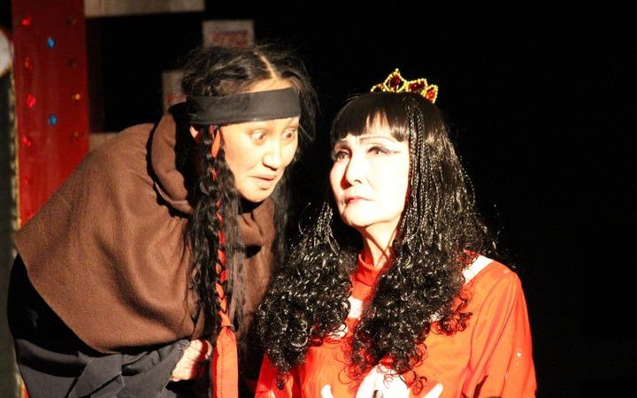 Спектакль на якутском языке представит Россию на международном фестивале в Южно-Сахалинске