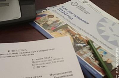 Губернатору Воронежской области представили проекты Гильдии межэтнической журналистики