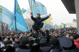 Нового зампреда Меджлиса крымских татар допросили следователи