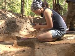 Древние захоронения марийцев и коми-зырян найдены в Костромской области