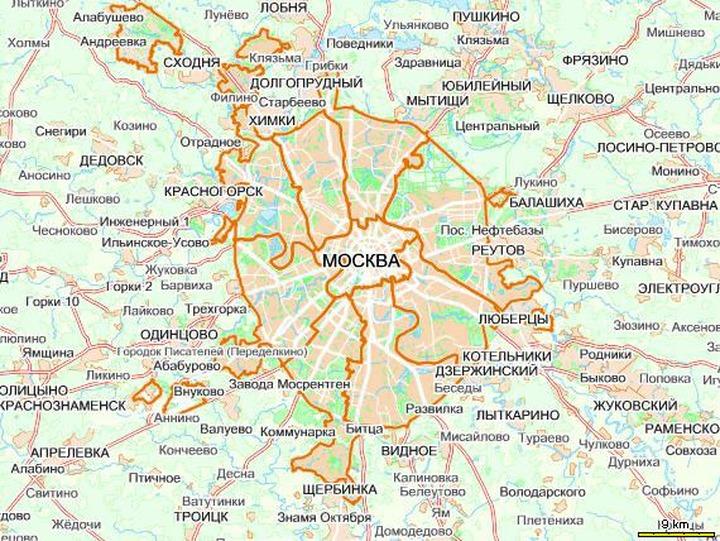 Столичные власти хотят сделать въезд в Москву для граждан СНГ только по загранпаспортам