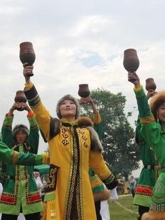 Ысыах отпразднуют в Москве 12 июня