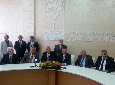 Лидеры национальных диаспор Ставрополя обещали пресекать межнациональные конфликты