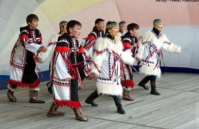 """Со сказками коренных народов познакомили гостей """"Большого Аргиша"""" на Таймыре"""