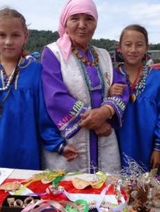 В Бийске прошел съезд кумандинцев Алтайского края