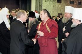 Глава буддистов Бурятии раскритиковал языковую политику регионального правительства